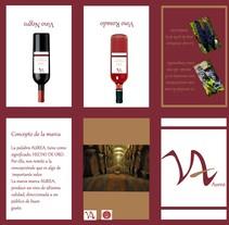 Prospeto Vino cara 2. Un proyecto de Diseño, Ilustración y Publicidad de Luiza Apoenna Araujo Ximenes         - 11.01.2012
