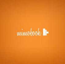 Mimobook brand. A Design&Illustration project by Nonoray - 20-01-2012