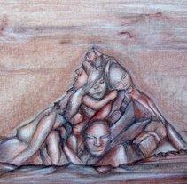 Montaña Humana. Um projeto de Design, Ilustração e Publicidade de Cristina Macaya         - 24.01.2012