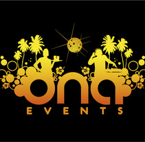 Ona Events - Imagen corporativa. A Design, Illustration, Music, and Audio project by Jon  Sabín - 13-09-2012