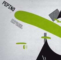 Pepino español. Um projeto de Design de Jesús Coto - 06-02-2012