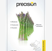 Precision. A Design, and Advertising project by Diana Gomez Salas         - 22.02.2012
