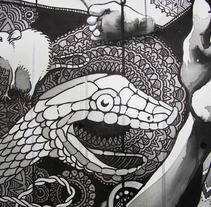 INDIA. Un proyecto de Diseño e Ilustración de Rafael Bertone         - 15.03.2012