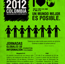 ZDAY 2012 Colombia. A Design, and Advertising project by Julián Rojas         - 21.03.2012