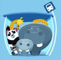 Hello Genius 2012 set. Un proyecto de Ilustración de Oriol Vidal - Sábado, 21 de abril de 2012 17:50:49 +0200
