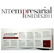 Nit Empreserial del Penedès, UEP. Un proyecto de Diseño de anna vazquez soler         - 01.04.2012