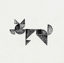 Tangram. A Illustration project by diego mir         - 05.04.2012