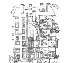 städte ohne menschen. Um projeto de Design, Ilustração e Fotografia de ladiDilemas         - 05.04.2012