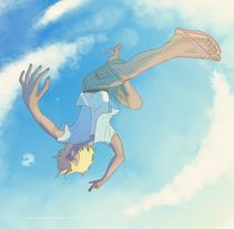 Sky High. Um projeto de Ilustração de Julio Michelon         - 06.04.2012