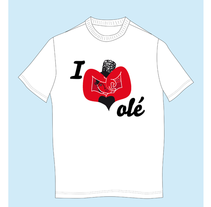 I Love Olé. A Illustration project by Carlos del Río         - 10.04.2012