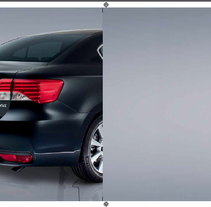 FOLLETO AVENSIS. A Advertising project by sergiobluegolds         - 18.04.2012