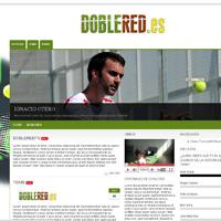 WEB DRUPAL 7 Doblered. Un proyecto de Diseño e Informática de Juan Mª Seijo         - 18.04.2012