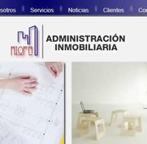 RIOFA S.A. Un proyecto de Diseño y Publicidad de Jose Antonio Rios         - 23.04.2012