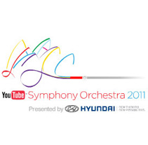 YouTube Symphony Orchestra. A Design, Advertising, Music, Audio, Motion Graphics, and Software Development project by Benet Carrasco Llinares         - 20.09.2011