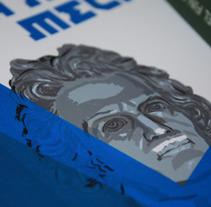 Portadas ilustradas. Um projeto de Design e Ilustração de Yury Krylov         - 29.04.2012