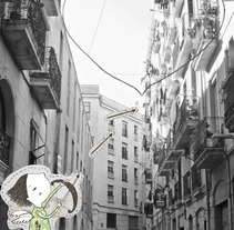 punteria. A Illustration, and Photograph project by Elisa Bernat         - 01.05.2012