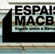 Espais MACBA  _  web . Un proyecto de Diseño y Desarrollo de software de MALABARS agencia de comunicación digital         - 04.05.2012