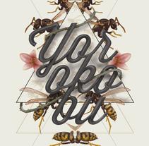 Yorokobu Mag. Um projeto de Design e Ilustração de Pablo Alvarez Vinagre         - 04.05.2012