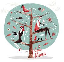 REVISTA DESCOBRIR CATALUNYA. A Illustration project by Arantxa Recio Parra - Nov 08 2013 02:40 PM