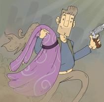 Salvamento. Um projeto de Ilustração de Ainhoa Garcia - 24-05-2012