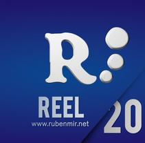 Reel 2012 Rubén Mir. Un proyecto de Diseño, Publicidad, Música, Audio, Motion Graphics, Instalaciones, Cine, vídeo, televisión, UI / UX y 3D de Rubén Mir Sánchez         - 24.05.2012
