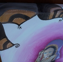 oleo. Um projeto de Ilustração de Gema Luz Madera         - 04.06.2012
