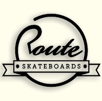 / Route Skateboards . A Design, Illustration, Advertising, Motion Graphics, and Photograph project by Roger Garriga // Graphic Design & Ilustration         - 10.06.2012