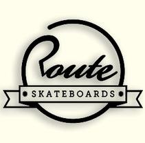 / Route Skateboards . Um projeto de Design, Ilustração, Publicidade, Motion Graphics e Fotografia de Roger Garriga // Graphic Design & Ilustration         - 10.06.2012