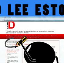 ¿Cómo ser . A Advertising, Motion Graphics, Film, Video, and TV project by Sofía Villafañe Escudero - 12-06-2012