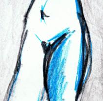 Cos i ànima. Um projeto de Ilustração de Marte         - 13.06.2012
