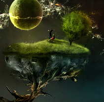 Surreal World. A Illustration project by Rolan Gonzalez - 15-06-2012