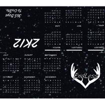 Calendario. Un proyecto de Diseño, Ilustración, Publicidad y Fotografía de Ivan Rivera - 19-06-2012