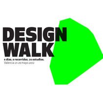 Design Walk Valencia 2012. A Design project by Barfutura         - 20.06.2012