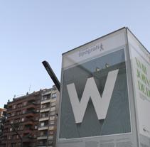 El paseo de la Tipografía.. A Design&Illustration project by Eva Garrido         - 27.06.2012