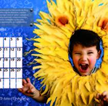 Calendario . Um projeto de Design, Ilustração, Fotografia e UI / UX de Alberto Pinto         - 09.07.2012