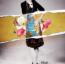 Diseño y Publicidad. Un proyecto de Diseño y Publicidad de Amaia Gastón         - 10.07.2012
