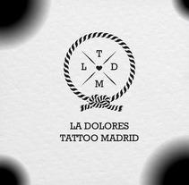 La Dolores Stamp. A Design project by Rubén Martínez González - Jul 10 2012 08:27 PM