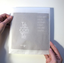 """TÉ CON TÉ"". A Design, and Photograph project by Tanya VONDEE - 11-07-2012"