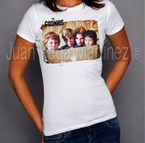 Camisetas con diseños exclusivos. A Design, Music, Audio, Film, Video, and TV project by Juan Vega Martínez         - 16.07.2012