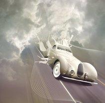 Sky. Un proyecto de Ilustración y Fotografía de Ivan Rivera - 16-07-2012