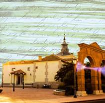 portada para revista y cartel. Un proyecto de Diseño, Ilustración y Fotografía de Andrea Goiez         - 16.07.2012