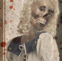 TEMPRANILLO FEST | poster. Un proyecto de Diseño, Ilustración, Publicidad, Música, Audio y Fotografía de alejandro escrich - 19-07-2012