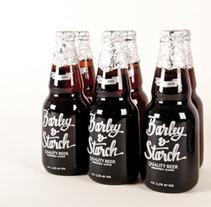Barley & Starch. Um projeto de Design de Javier Jabalera         - 21.07.2012
