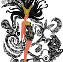 Kit otoño invierno . Um projeto de Design e Ilustração de Ana Lucia Muñoz Soldevilla         - 24.07.2012