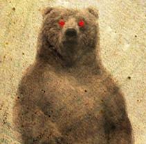 OSO - CD | oso. Un proyecto de Diseño, Ilustración, Publicidad, Música, Audio y Fotografía de alejandro escrich - 26-07-2012