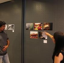 Examen de Fotografía . Um projeto de Fotografia de Alberto Aravena Sarabia         - 31.07.2012
