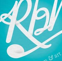 RBN new brand. A Design project by Rubén Martínez González - Aug 01 2012 09:04 AM