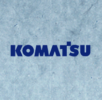 Komatsu. A Advertising project by DUBIK         - 05.08.2012