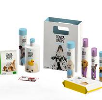 Dogs&Drops. Un proyecto de Diseño de Mara Rodríguez Rodríguez         - 06.08.2012