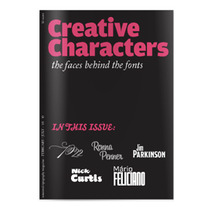 Creative Characters. A Design project by Jorge Surroca Sallarés         - 29.08.2012